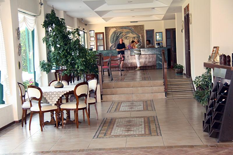 Hotel Resepsiyon Lobi Görüntülerimiz