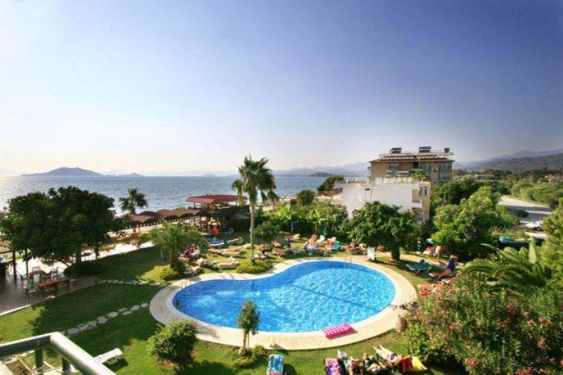 Hotel Havuz Görüntülerimiz